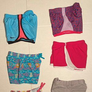 6 Pairs of 4/5 shorts for kids